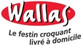 Wallas | Le festin croquant livré à domicile